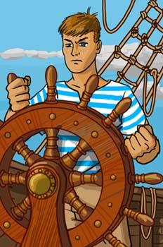 Un capitán de 15 años: Dick Sand