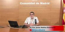 """Jornada EducaMadrid-MAX - Javier Medina Domínguez - """"Proyectos de investigación y aprendizaje colaborativo a través de EducaMadrid"""""""