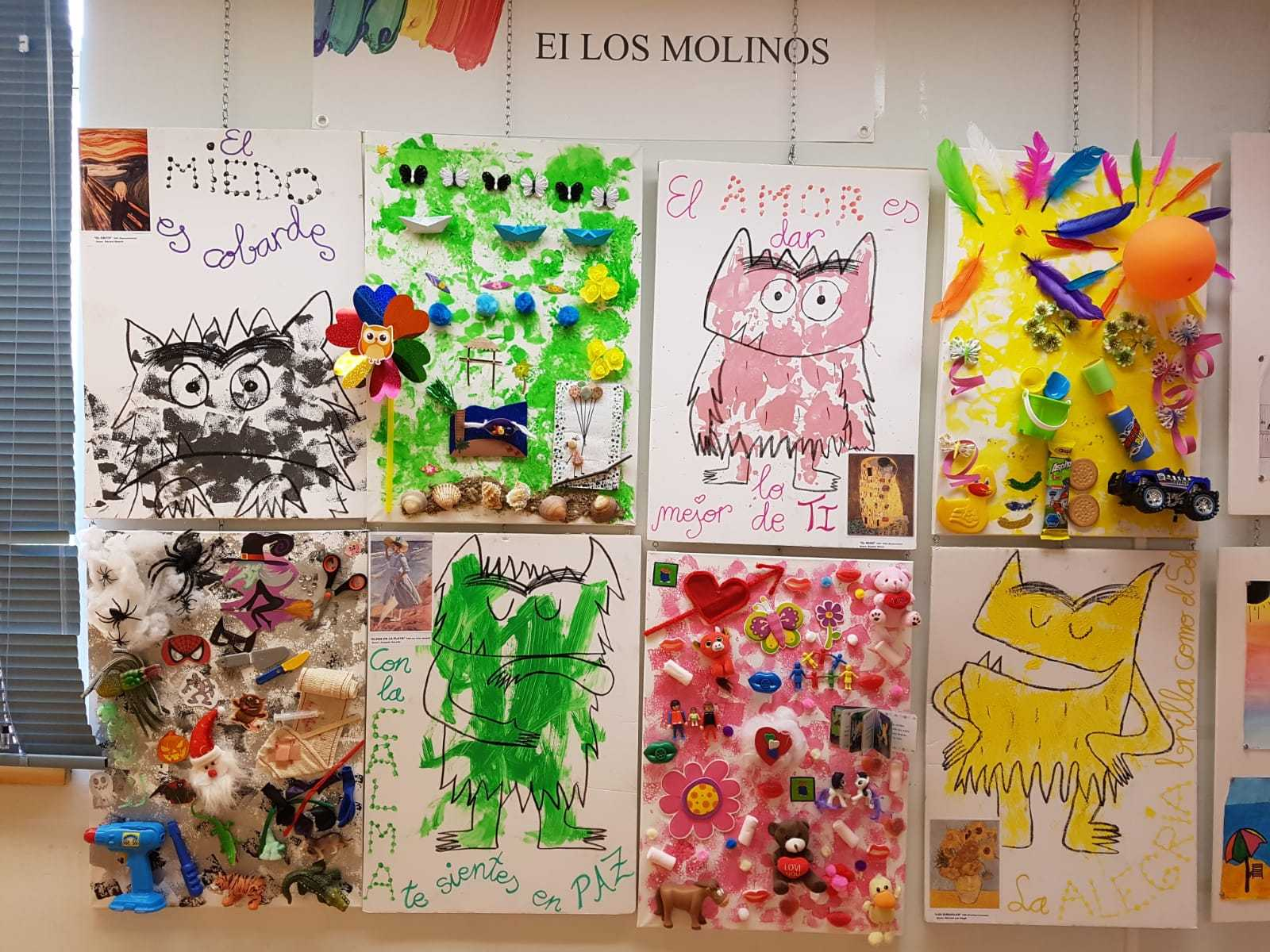 Muestra de Dibujo Escolar 4