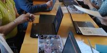 I Jornada de Programación, Robótica e Impresión 3D en educación para adultos. 04-04-2017 33
