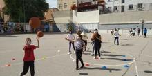 Sexto A Club Sanfer baloncesto