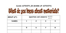 Maxi_Project_Session 1: warm-up activity (activity sheet)