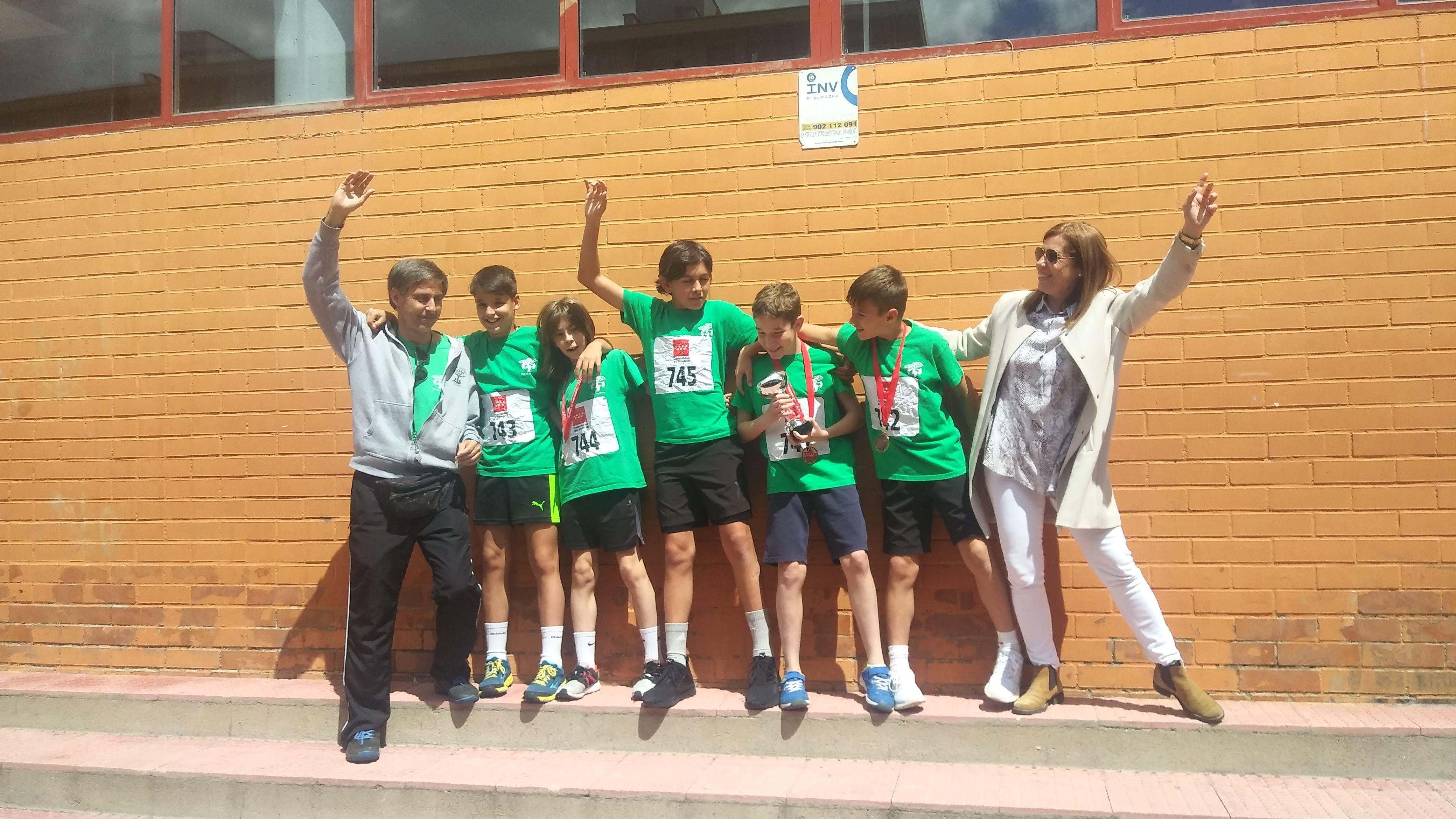 Campeonato de atletismo 2