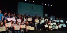 Entrega diplomas II Edición Reconocimiento Sellos de Calidad eTwinning Comunidad de Madrid 23