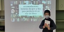 Recomendaciones literarias (Izan)