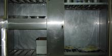 Armario frigorífico mixto