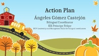 Action plan IN29 Ángeles Gómez Castejón