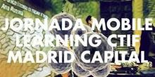 Jornada m-Learning: D. Óscar Martín Centeno