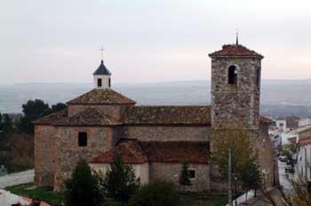 Iglesia de San Andrés Apóstol, Fuentidueña de Tajo, Comunidad de