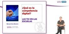 Competencia digital. TIC y escuela