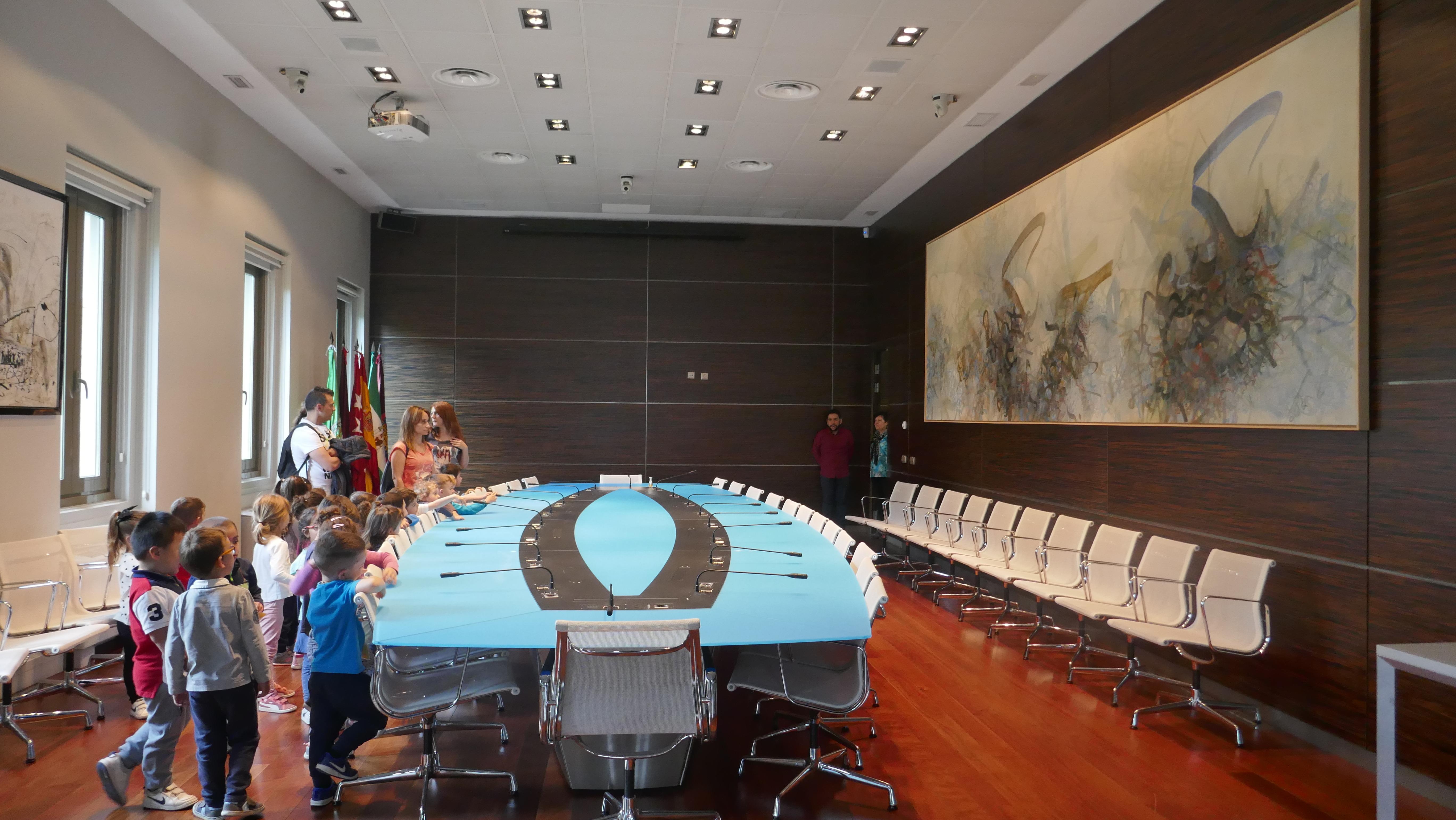CASA ÁRABE en MADRID 12