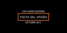 Fiesta el otoño 2017