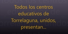 Lectura compartida Día de la Mujer centros educativos de Torrelaguna