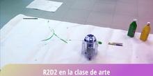 PROGRAMANDO SPHEROS Y R2D2 - ACTIVIDADES
