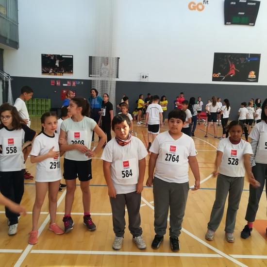Encuentro de Atletismo 5º y 6º LUIS BELLO 4