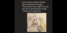 PRIMARIA - 2º - MARY AND HER BASKET AUDIOBOOK - ENGLISH - FORMACIÓN