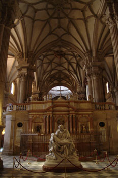 Catedral de Guadix, Granada, Andalucía