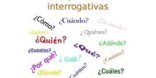 LOS INTEROGATIVOS Y EXCLAMATIVOA