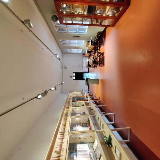 Material de enseñanza: colección del Museo de la ciudad de Berlín 1