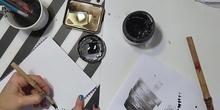 Cuaderno de texturas (B/N)