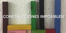 INFANTIL - 5 AÑOS B - CONSTRUCCIONES IMPOSIBLES - ACTIVIDADES