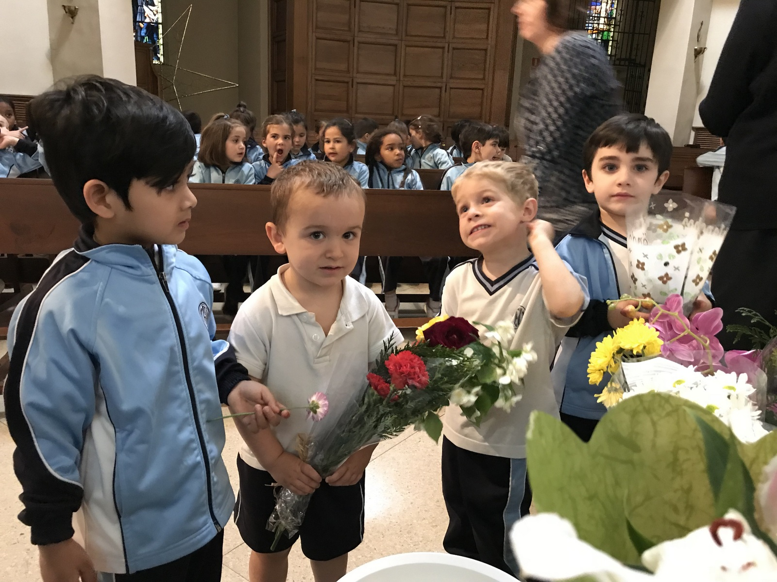 Flores a María - Educación Infantil 2 12