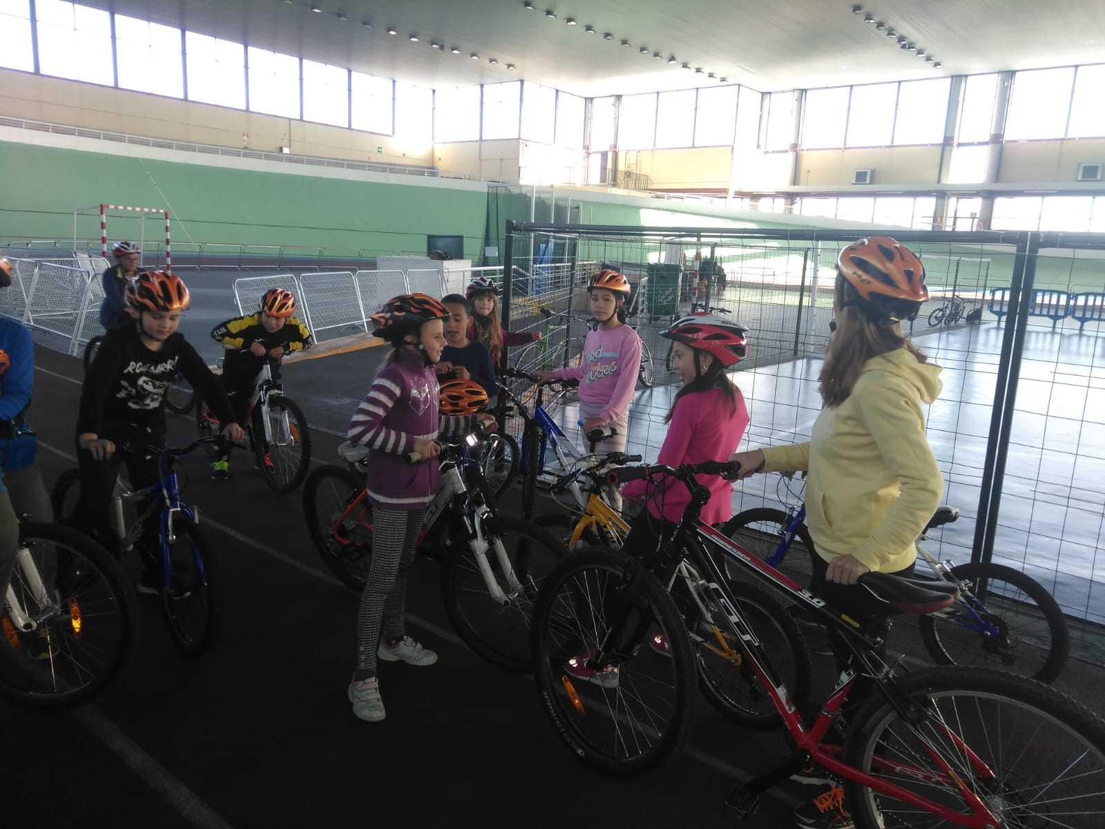 Practicando deportes olímpicos 7