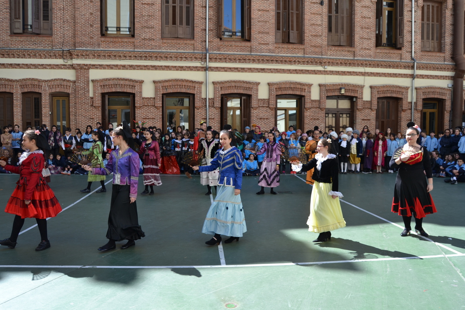 Jornadas Culturales y Depoortivas 2018 Bailes 2 34