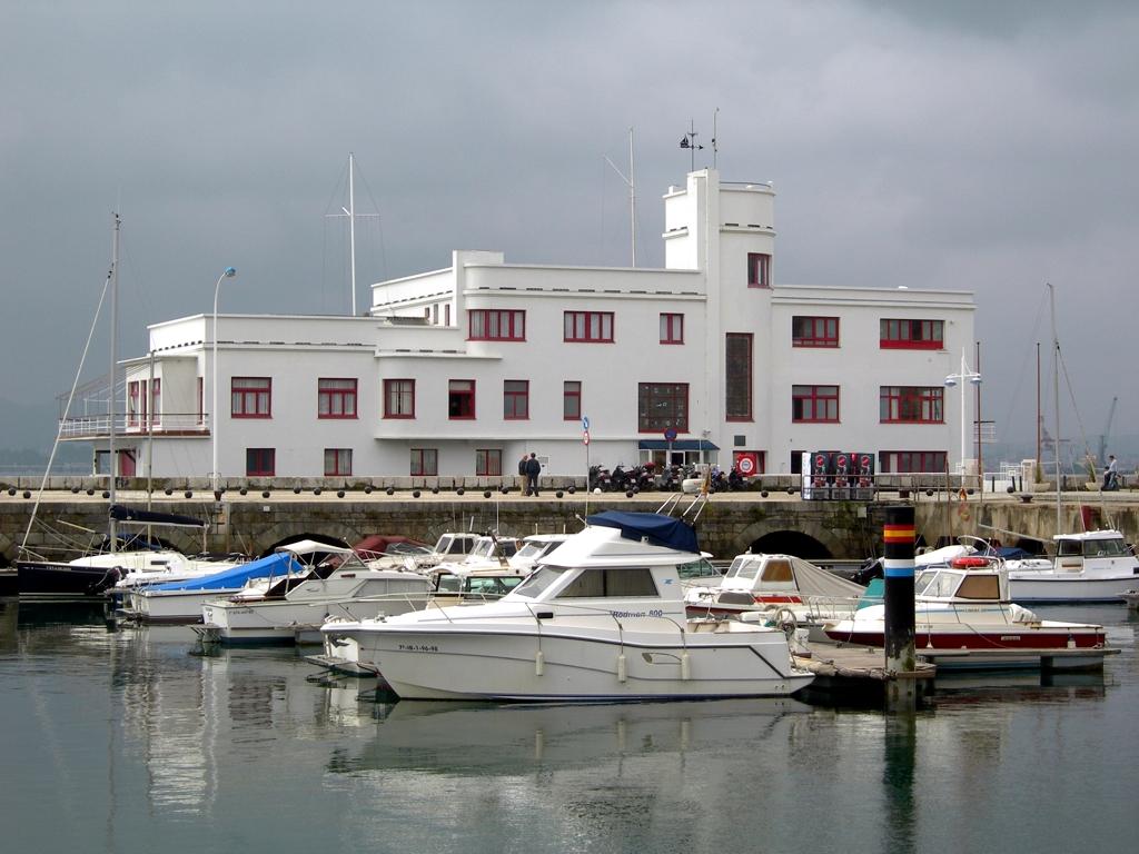 Real Club Marítimo de Santander (Puertochico)