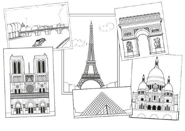 fotos edificios de Europa para pintura patio 1