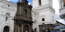 Monasterio de San Agustín en Quito, Ecuador