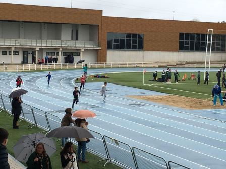 2018-04-09_Olimpiadas Escolares_CEIP FDLR_Las Rozas_Atletismo 2