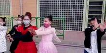 Baile Carnaval 2021 Regueton