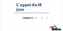 "Antecedentes del ""Appel du 18 juin de 1940"" del general Charles de Gaulle"