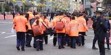 Voluntarios para la Boda Real