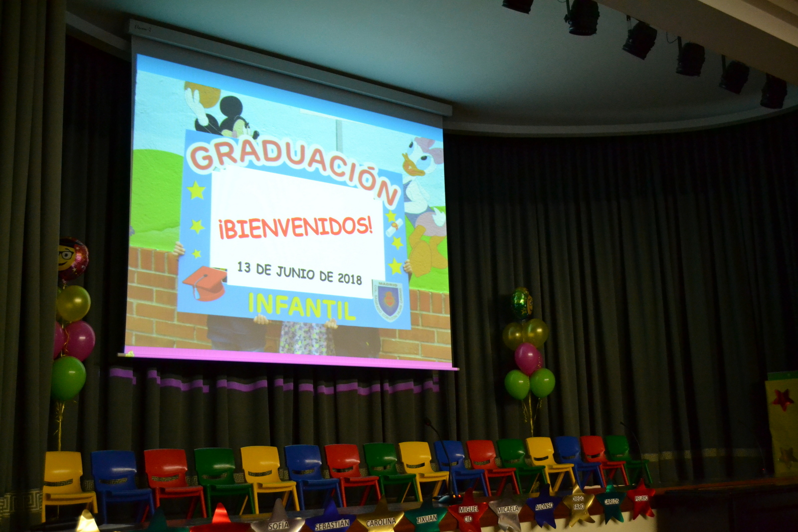 Graduación Educación Infantil 2018 25