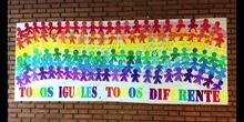 Día de la Paz 2020 en el Colegio Amadeo Vives