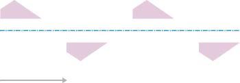 Friso por traslación y simetría horizontal