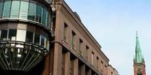 Edificio principal en Dusseldorf, Alemania