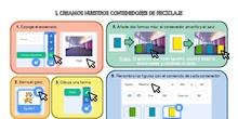 ¿Juegas a RECICLAR? Fichas-Guía para Scratch 3.0