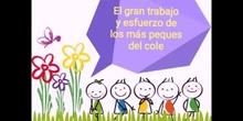 Gracias familias - Equipo de Educación Infantil