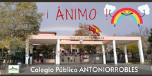 ¡Ánimo! - C.P. Antoniorrobles