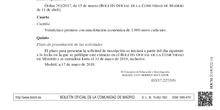 Convocatoria Premios Bachillerato