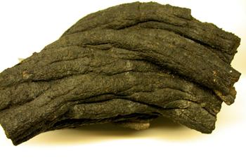 Basalto, lava cordada (La Palma)