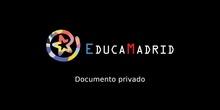 Rincones cooperativos actividad 2. Infantil 3 años