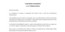 Información para las familias sobre el ACCESO a Educamadrid