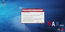MAX 10.0 - Compartir una impresora del sistema