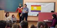 CRA AMIGOS DE LA PAZ video resumen actuacion de teatro Santorcaz para Ciencias Sociales 2018
