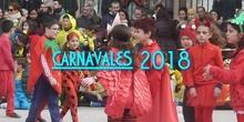 CARNAVALES 2018. 4º PRIMARIA