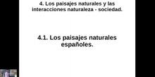 0401 Paisajes naturales de España